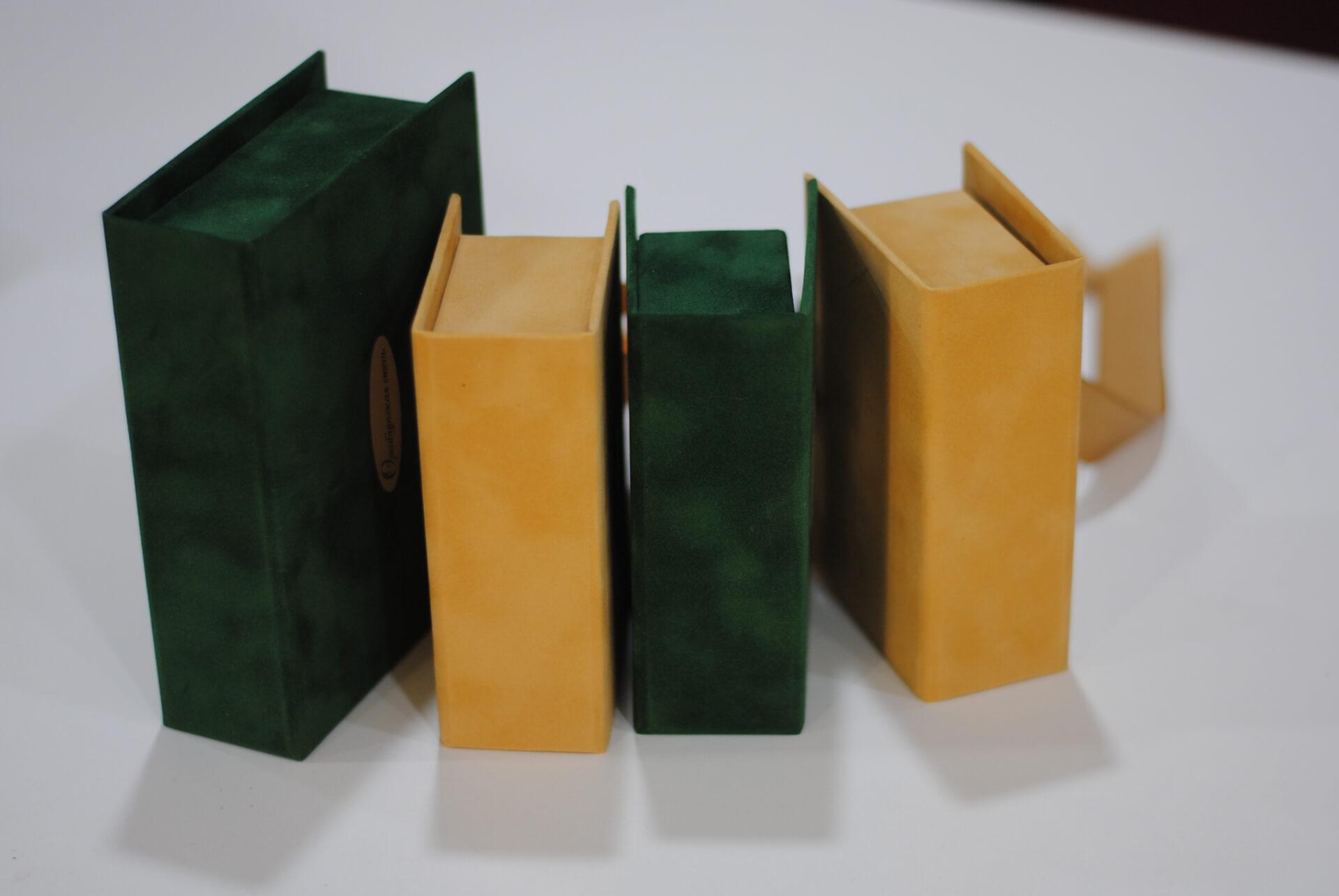 Неразборные коробки